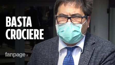 """Coronavirus, lo sfogo dell'assessore D'Amato: """"Basta con gli sbarchi dalle navi da crociera"""""""