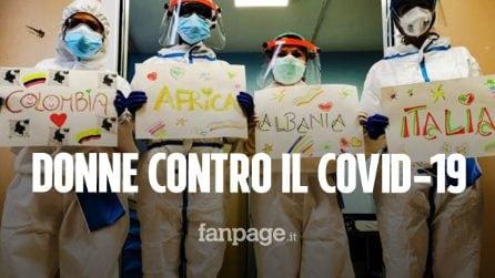 """Coronavirus, 4 donne di 4 paesi diversi per combattere il COVID-19: """"Nessuno si salva da solo"""""""