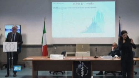 Brusaferro (Iss): stiamo arrivando a plateau, ma non è finita