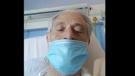 """""""Sapervi accanto a me è importante"""", Amedeo Minghi ricoverato in ospedale"""