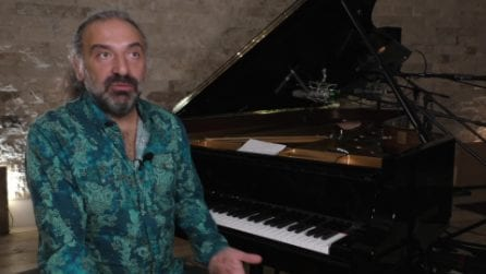 Stefano Bollani suona e spiega Piano Variations on Jesus Christ Superstar