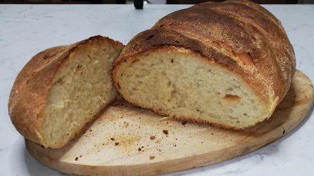 Pane di semola fatto in casa: la ricetta semplice e deliziosa