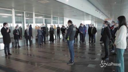 Coronavirus, arrivati in Piemonte i primi 22 medici del Governo