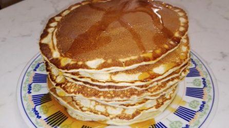 Pancakes in bottiglia: la ricetta per prepararli velocemente