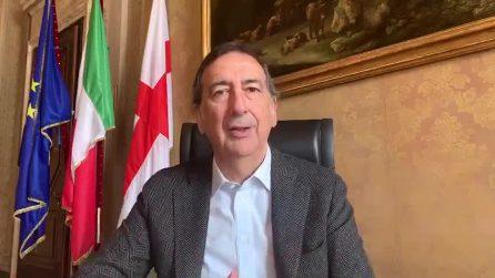 """A Milano troppa gente in giro, il sindaco Sala: """"Chiesti più controlli ai vigili"""""""
