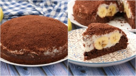 Banana cake: a no-bake dessert to try!