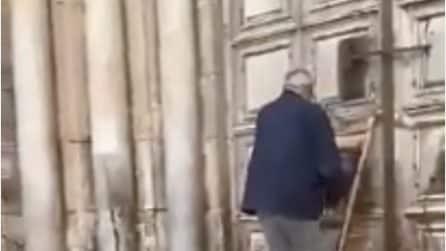 La Chiesa del Santo Sepolcro chiude per coronavirus: non accadeva dalla peste del 1349