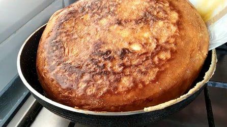 Frittata soufflé di patate: la ricetta del secondo piatto ricco e gustoso