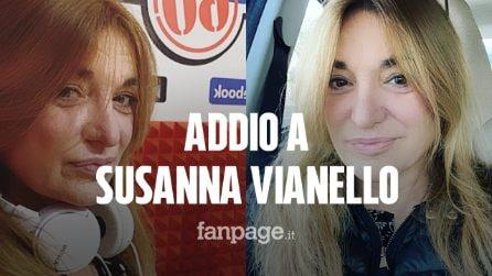È morta Susanna Vianello, la speaker radiofonica sconfitta da un tumore a 49 anni