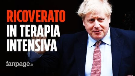 Boris Johnson si è aggravato: trasferito in terapia intensiva all'ospedale St Thomas di Londra
