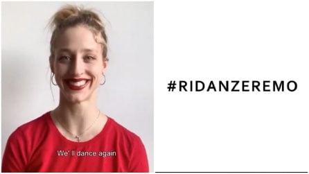 """""""RiDanzeremo"""", coreografi e ballerini uniti in un messaggio di speranza"""