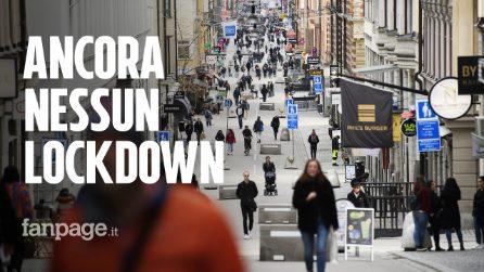 In Svezia è boom di contagi da Coronavirus: 7000 casi e 600 morti ma ancora niente lockdown