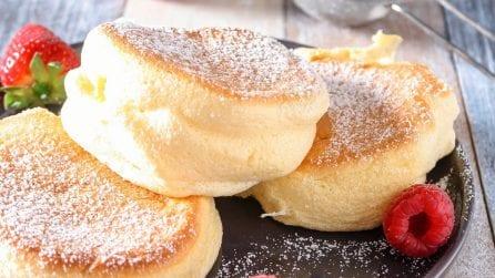 Soufflé pancakes: la ricetta semplice per averli davvero saporiti
