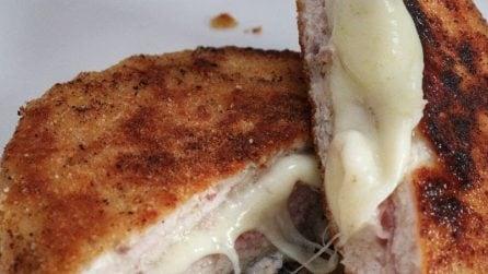 Cordon bleu fatti in casa: la ricetta veloce e saporita