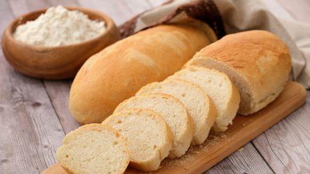 Filoni di pane soffici: il trucchetto per ottenerli morbidi e saporiti!