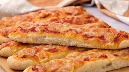 Pizza tongues: how to make them at home!