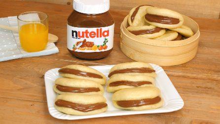 Bao buns con Nutella®