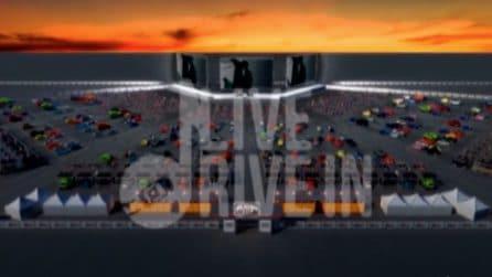 Concerti e cinema al drive in: il progetto per il dopo lockdown