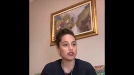 """Giulia Molino ha sofferto di anoressia: """"I miei genitori erano impotenti"""""""