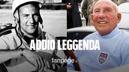 Morto Sir Stirling Moss: si è spenta a 90 anni la leggenda della Formula 1