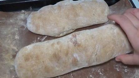 Pane veloce fatto in casa: la ricetta pronta in due ore