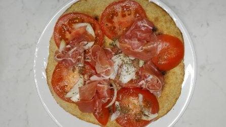 Panpiadina: la ricetta semplice per preparare un pranzetto alternativo