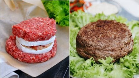 Burger di carne gigante: ecco come preparare un piatto delizioso per tutta la famiglia!