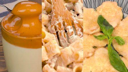 Menù del giorno: 3 ricette per accompagnare la tua giornata arricchendola con gusto e semplicità!
