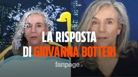 """Giovanna Botteri risponde a Striscia la Notizia sul bodyshaming: """"Scardiniamo modelli stupidi"""""""