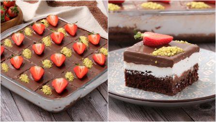 Quadrotti furbi al cioccolato: il dolce facile e veloce che conquisterà tutti!