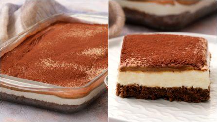 Dalgona cake: il dolce goloso fatto con la crema al caffè con soli 3 ingredienti!