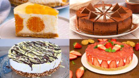 4 ricette per delle cheesecake fenomenali!