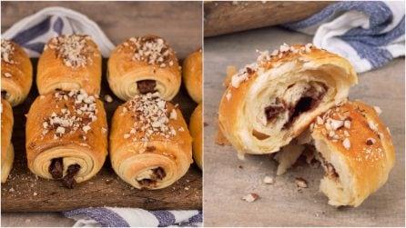 Chocolate buns: you can never make enough!