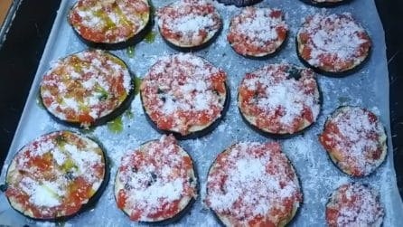 Bruschette di melanzane e zucchine: la ricetta per un contorno strepitoso