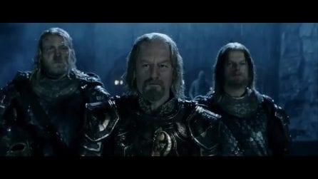 Il signore degli anelli - Le due torri: la battaglia del Fosso di Helm