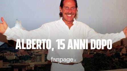 """Alberto Castagna, il ricordo a 15 anni dalla morte: """"Il distacco e la morte sono cose terribili"""""""