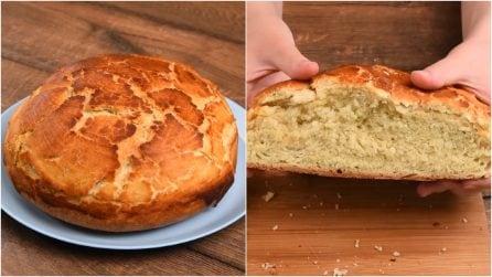 Pane tigre: la ricetta facile per un panetto croccante fuori e morbido dentro!