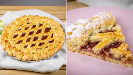 Crostata morbida alle fragole: il dolce facile e veloce che piacerà a tutti!