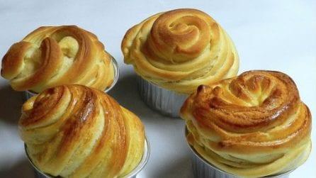 Croissant muffin: la ricetta alternativa per una colazione originale e golosa