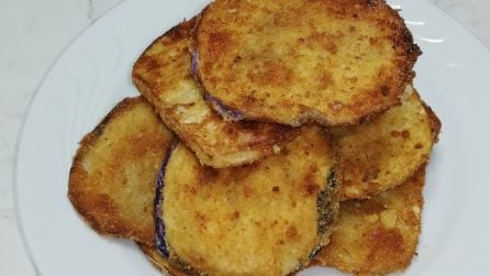 Cotolette di melanzane: la ricetta del secondo piatto saporito