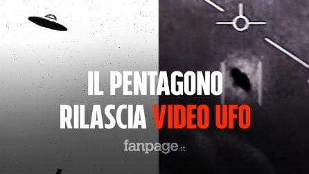 """Il pentagono autorizza la diffusione di video sugli Ufo: """"Necessario fugare i dubbi"""""""