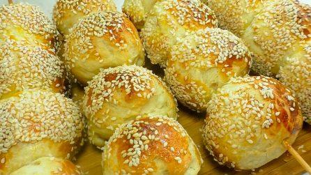 Spiedini di pane farciti: la ricetta originale e deliziosa