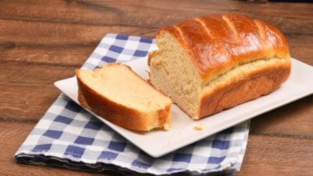 Pan bauletto al latte: il segreto per farlo in casa alto e soffice!