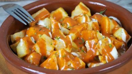 Patate in salsa bravas: la ricetta spagnola che amerete