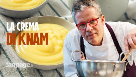 Crema pasticcera, la ricetta e i consigli di Ernst Knam