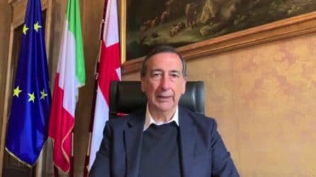 """Milano, Sala: """"Lunedì 18 maggio riaprono i negozi, dobbiamo aiutarli"""""""