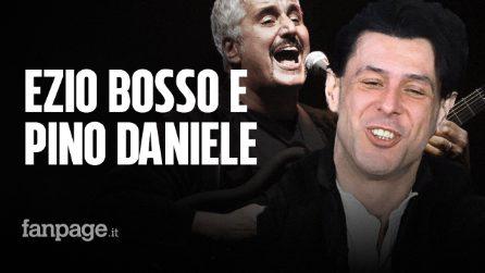 Ezio Bosso e Pino Daniele, un'amicizia in musica raccontata da Giorgio Verdelli