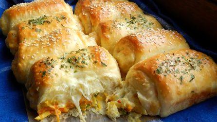 Panini soffici e farciti: la ricetta semplice per farli in casa