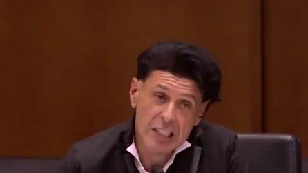 L'intervento di Ezio Bosso al Parlamento europeo