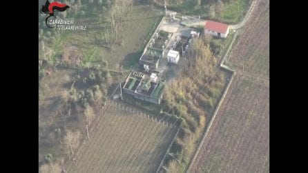 Benevento, l'acqua delle fogne direttamente nei fiumi: 12 depuratori sequestrati, 33 indagati